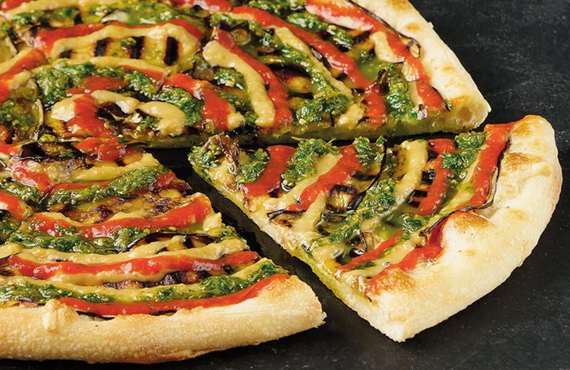 Пицца Баклажан 30 см