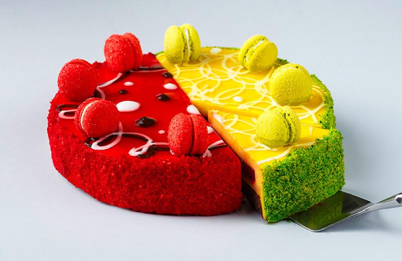 Торт 'Микс'