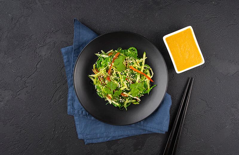 Заказ Салат Чукка с овощами