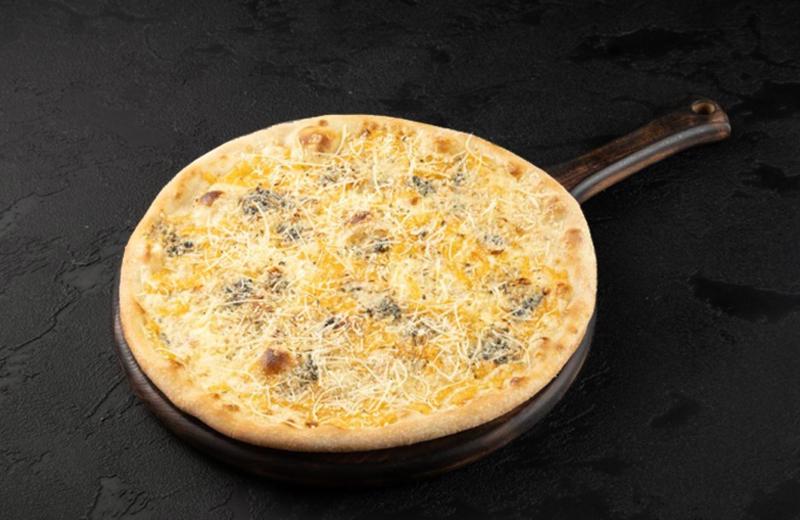 Заказ Пицца Четыре сыра 30 см