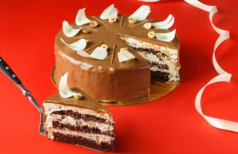 Торт Пралине