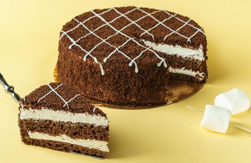 Торт 'Сметанник'