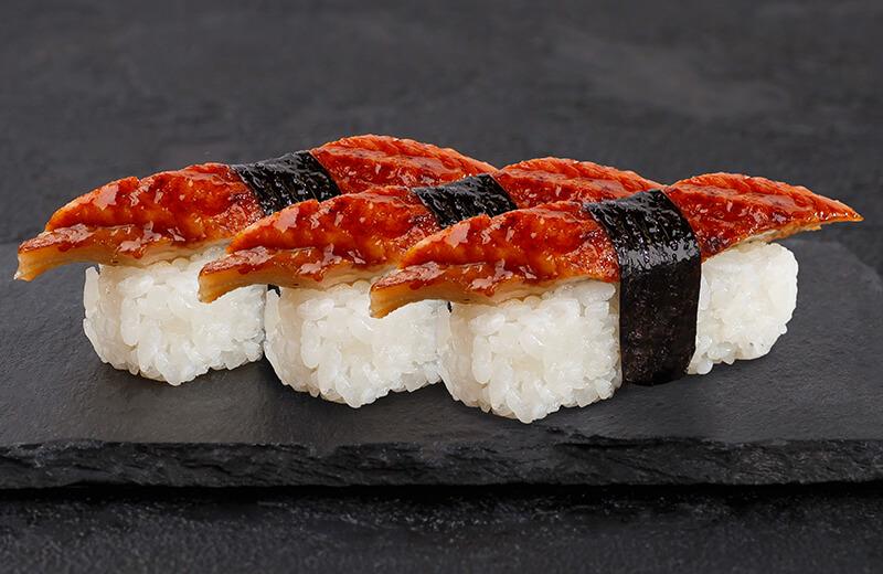 Суши Унаги (3 шт.)