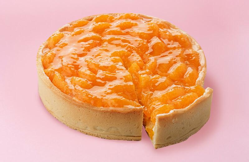 Заказ мандариновая корзинка