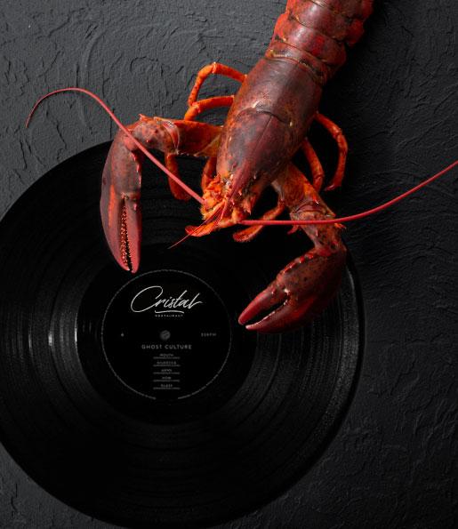 DJ-Set в ресторане Cristal